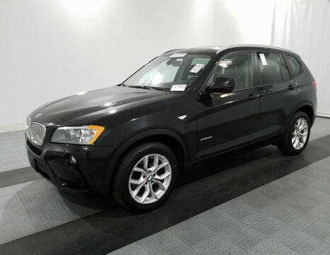 2013 BMW X3 for sale at CARZLOT in Portsmouth VA