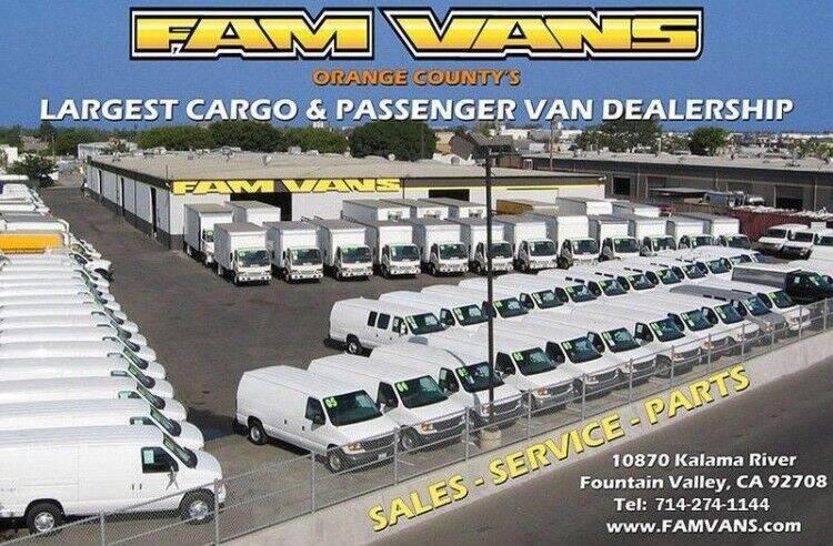 2018 GMC Savana Passenger for sale in Fountain Valley, CA