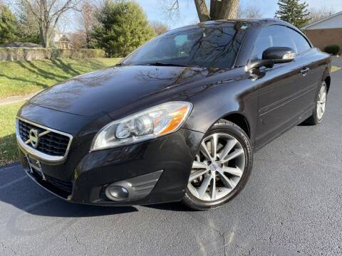 2011 Volvo C70 for sale at Bloomington Auto Sales in Bloomington IL
