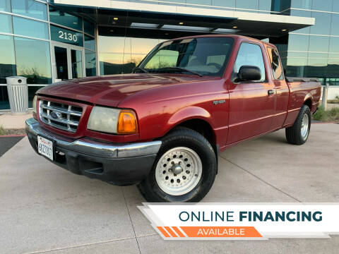 2001 Ford Ranger for sale at San Diego Auto Solutions in Escondido CA