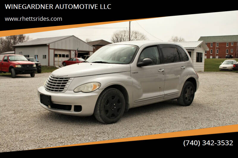2006 Chrysler PT Cruiser for sale at WINEGARDNER AUTOMOTIVE LLC in New Lexington OH