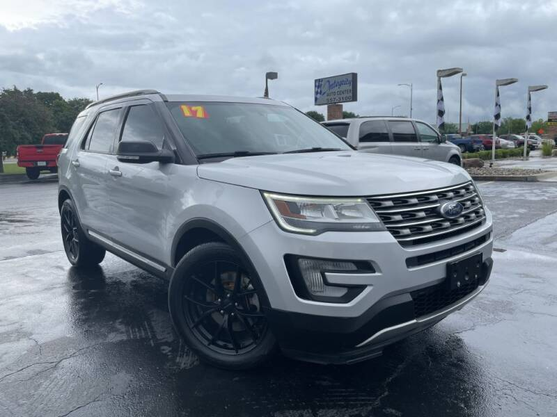 2017 Ford Explorer for sale at Integrity Auto Center in Paola KS