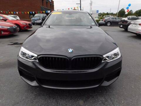 2017 BMW 5 Series for sale at Auto Finance of Raleigh in Raleigh NC
