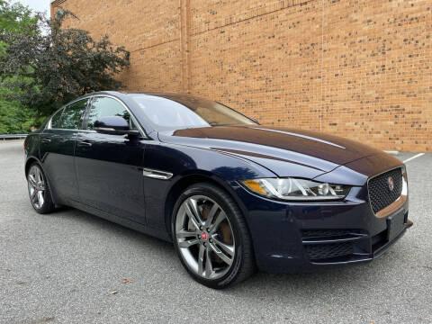 2017 Jaguar XE for sale at Vantage Auto Wholesale in Moonachie NJ