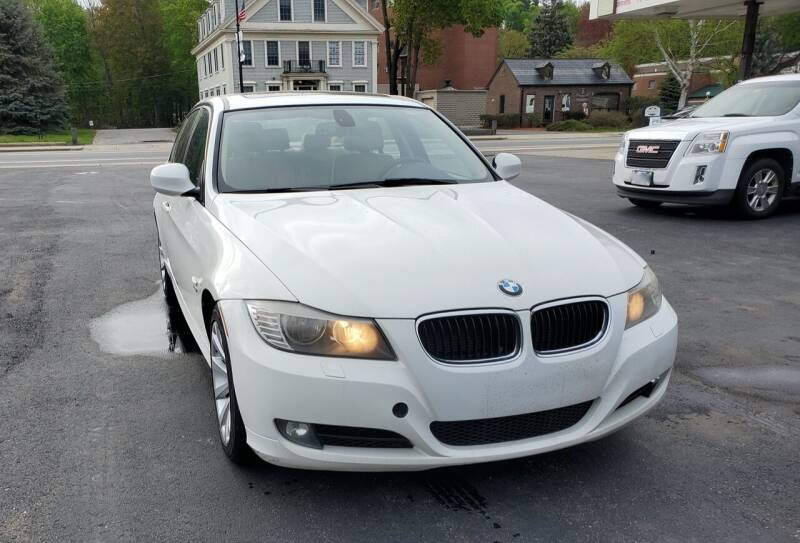 2011 BMW 3 Series for sale at K Tech Auto Sales in Leominster MA