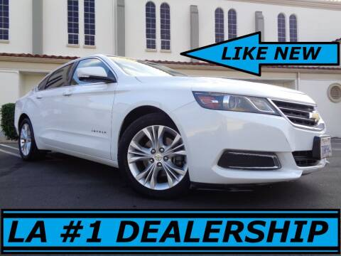 2014 Chevrolet Impala for sale at ALL STAR TRUCKS INC in Los Angeles CA