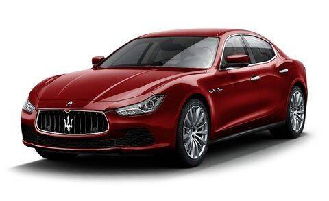 2016 Maserati Ghibli for sale at Somerville Motors in Somerville MA