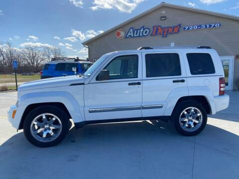 2011 Jeep Liberty for sale at The Auto Depot in Mount Morris MI