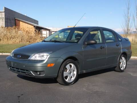2005 Ford Focus for sale at AUTOMOTIVE SOLUTIONS in Salt Lake City UT