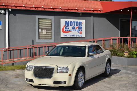 2007 Chrysler 300 for sale at Motor Car Concepts II - Kirkman Location in Orlando FL