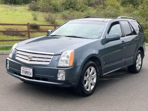 2006 Cadillac SRX for sale at JENIN MOTORS in Hayward CA