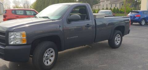 2010 Chevrolet Silverado 1500 for sale at PEKARSKE AUTOMOTIVE INC in Two Rivers WI