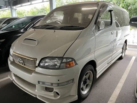 1996 Toyota Hiace/Granvia for sale at JDM Car & Motorcycle LLC in Seattle WA