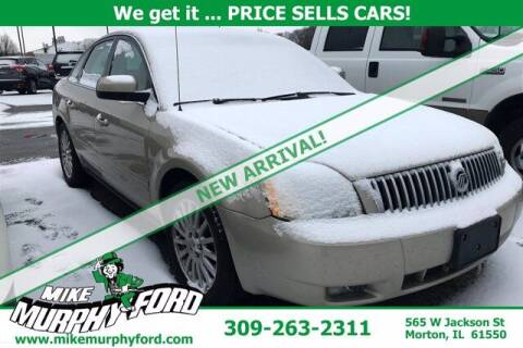 2006 Mercury Montego for sale at Mike Murphy Ford in Morton IL