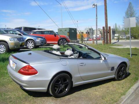 2005 Mercedes-Benz SL-Class for sale at NORTHWEST AUTO SALES LLC in Anchorage AK