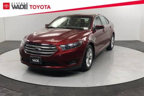 2015 Ford Taurus for sale at Stephen Wade Pre-Owned Supercenter in Saint George UT