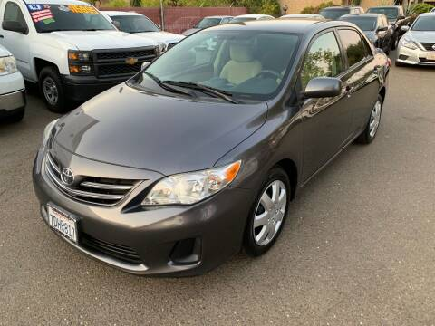 2013 Toyota Corolla for sale at C. H. Auto Sales in Citrus Heights CA