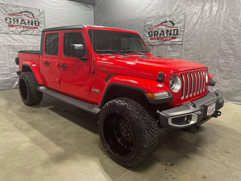 2020 Jeep Gladiator for sale at GRAND AUTO SALES in Grand Island NE
