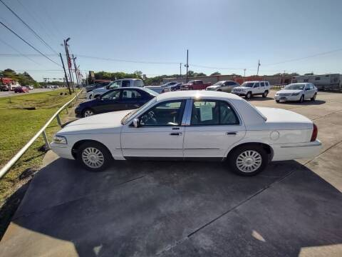 2008 Mercury Grand Marquis for sale at BIG 7 USED CARS INC in League City TX