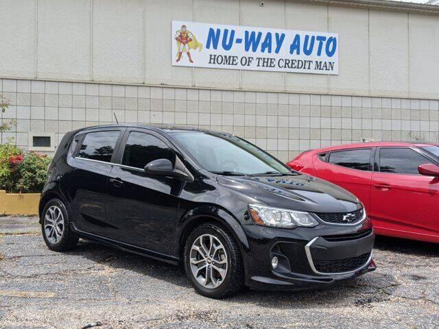 2017 Chevrolet Sonic for sale at Nu-Way Auto Ocean Springs in Ocean Springs MS