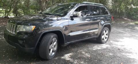 2012 Jeep Grand Cherokee for sale at Royal Auto Mart in Tampa FL