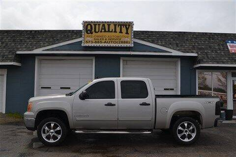 2008 GMC Sierra 1500 for sale at Quality Pre-Owned Automotive in Cuba MO