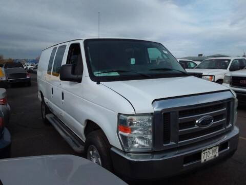 2009 Ford E-Series Cargo for sale at Capitol Hill Auto Sales LLC in Denver CO
