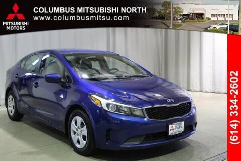 2018 Kia Forte for sale at Auto Center of Columbus - Columbus Mitsubishi North in Columbus OH