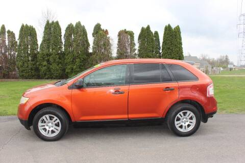 2008 Ford Edge for sale at D & B Auto Sales LLC in Washington Township MI