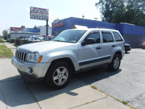 2006 Jeep Grand Cherokee for sale at City Motors Auto Sale LLC in Redford MI