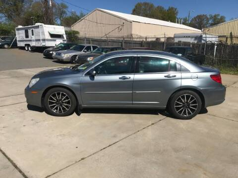 2008 Chrysler Sebring for sale at Mike's Auto Sales of Charlotte in Charlotte NC