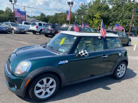 2010 MINI Cooper for sale at Primary Motors Inc in Commack NY