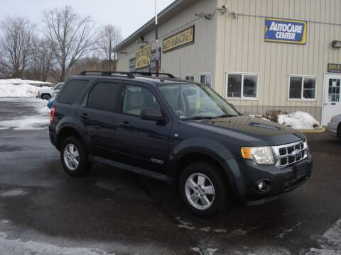 2008 Ford Escape for sale at North Star Auto Mall in Isanti MN