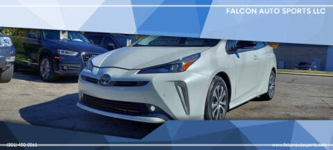 2021 Toyota Prius for sale at Falcon Auto Sports LLC in Murray UT