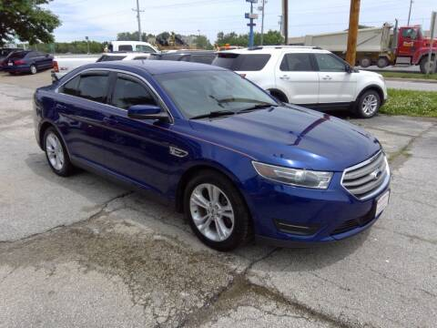2015 Ford Taurus for sale at Regency Motors Inc in Davenport IA