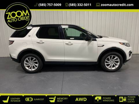 2018 Land Rover Discovery Sport for sale at ZoomAutoCredit.com in Elba NY