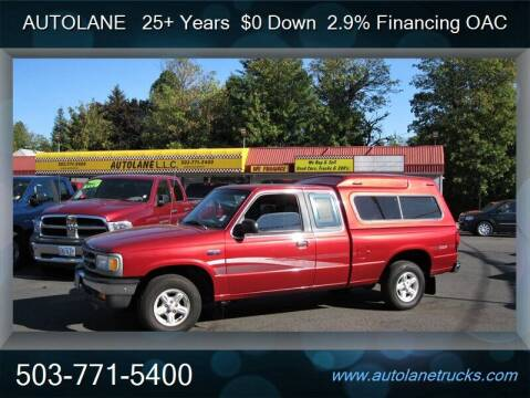 1997 Mazda B-Series Pickup for sale at Auto Lane in Portland OR