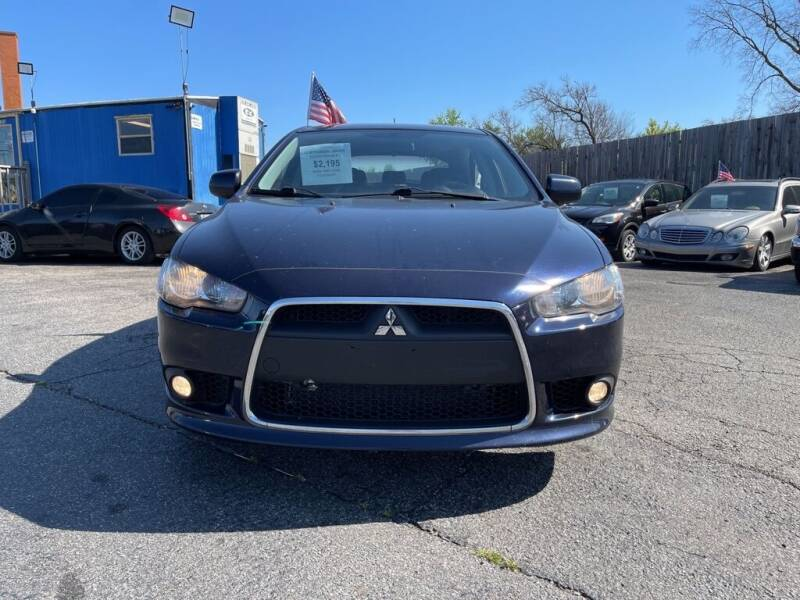 2013 Mitsubishi Lancer Sportback for sale in Indianapolis, IN