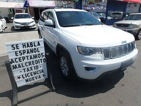 2017 Jeep Grand Cherokee for sale at Cedano Auto Mall Inc in Bronx NY