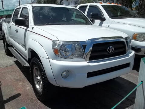 2005 Toyota Tacoma for sale at PJ's Auto World Inc in Clearwater FL
