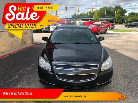 2009 Chevrolet Malibu for sale at Drive Max Auto Sales in Warren MI