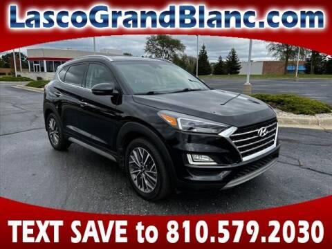 2019 Hyundai Tucson for sale at Lasco of Grand Blanc in Grand Blanc MI