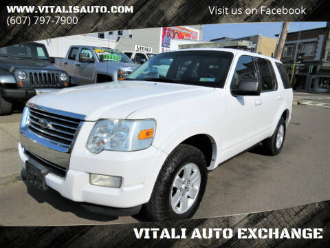 2010 Ford Explorer for sale at VITALI AUTO EXCHANGE in Johnson City NY