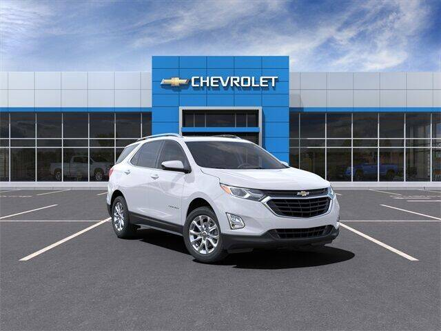2021 Chevrolet Equinox for sale at Bob Clapper Automotive, Inc in Janesville WI