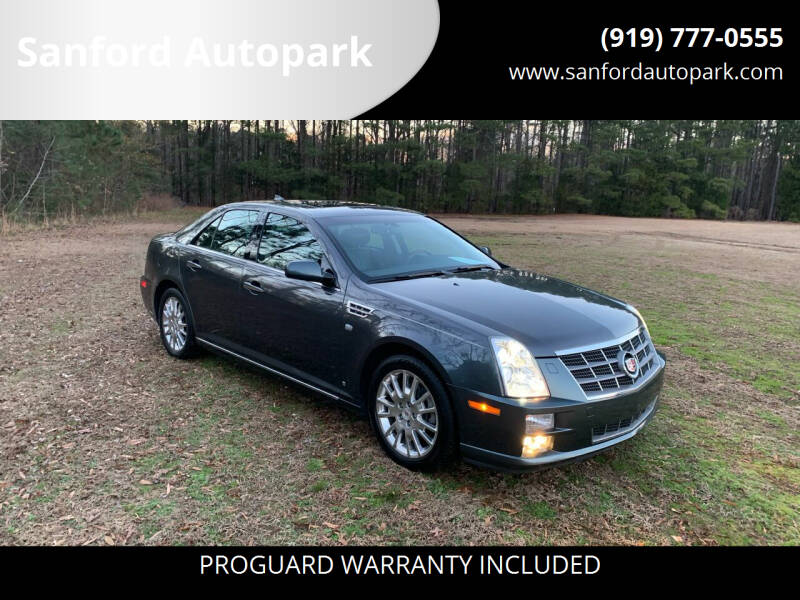 2009 Cadillac STS for sale at Sanford Autopark in Sanford NC