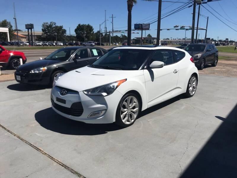 2012 Hyundai Veloster for sale at Advance Auto Wholesale in Pensacola FL
