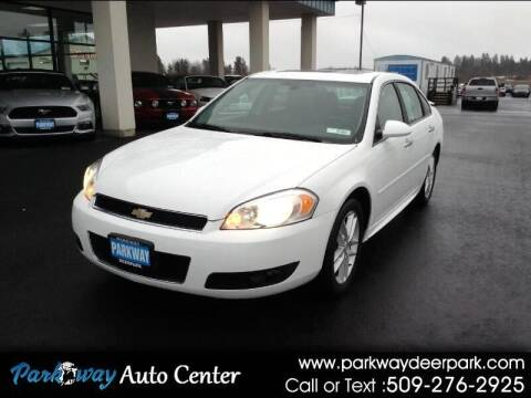 2014 Chevrolet Impala Limited for sale at PARKWAY AUTO CENTER AND RV in Deer Park WA