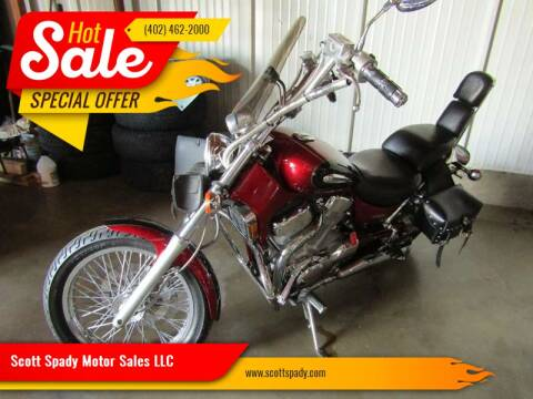 1998 Suzuki VS1400GLP for sale at Scott Spady Motor Sales LLC in Hastings NE