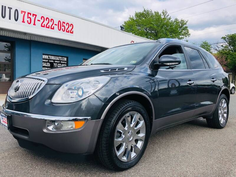 2012 Buick Enclave for sale at Trimax Auto Group in Norfolk VA
