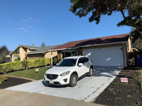 2013 Mazda CX-5 for sale at Blue Eagle Motors in Fremont CA